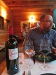 Dîner au restaurant Candela à St-Gall