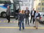 Départ en car pour Vaduz
