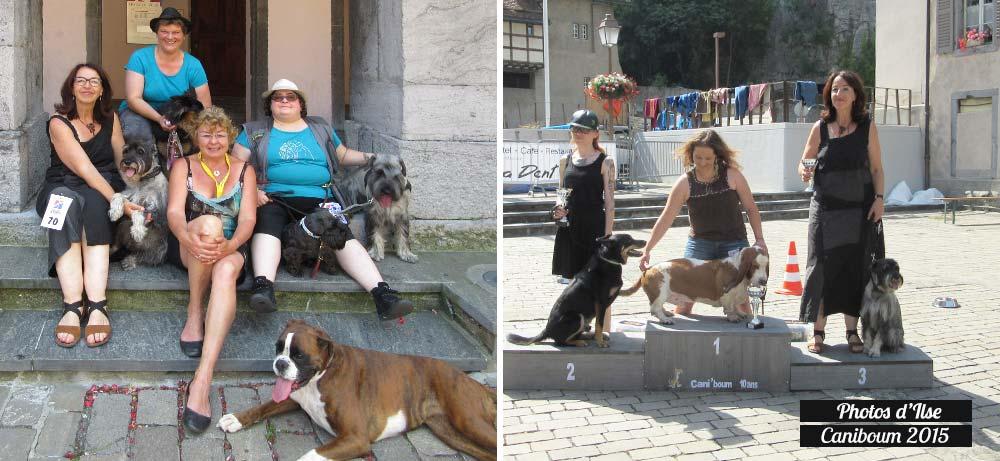 Photos de la fête des chiens Caniboum - Ilsegret Messerknecht