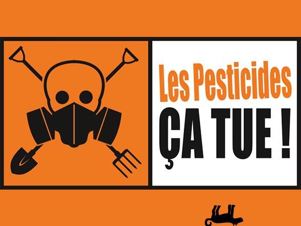 Des pesticides dans la gamelle de Medor
